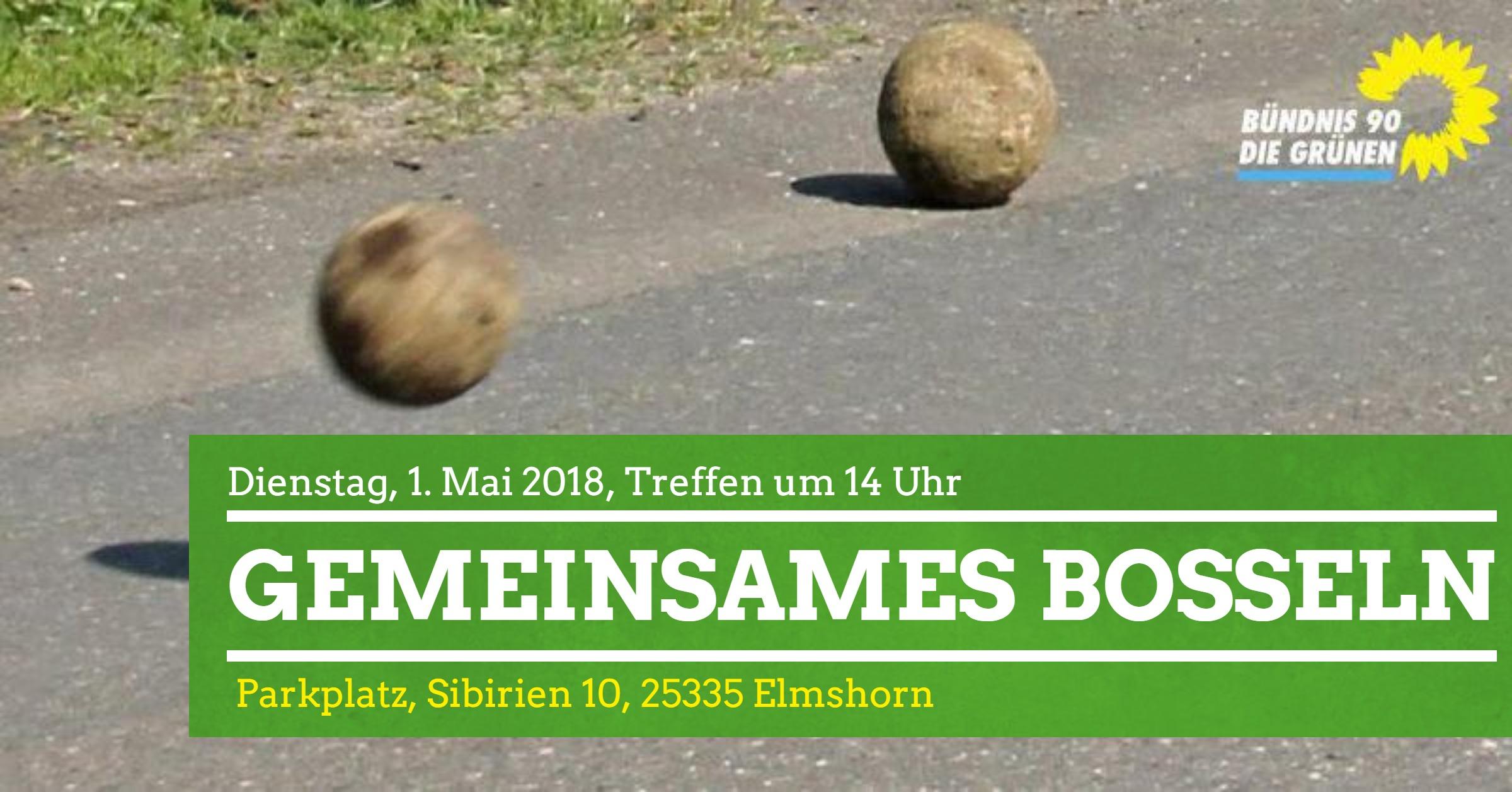 Einladung gemeinsames bo eln am 1 mai 14 uhr sibirien for Kuchen elmshorn