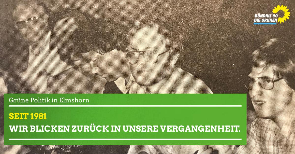 Grüne Politik – Seit 1981