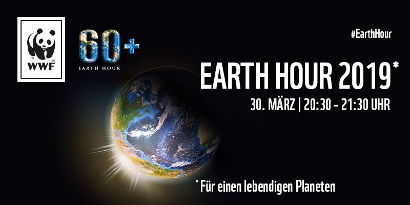 Earth Hour – Für einen lebendigen Planeten