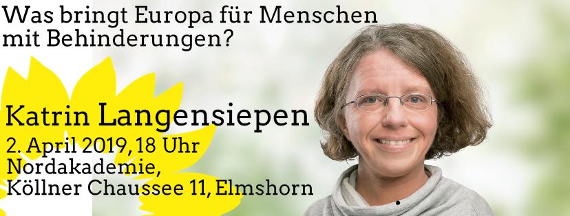 Katrin Langensiepen – Was bringt Europa für Menschen mit Behinderungen?