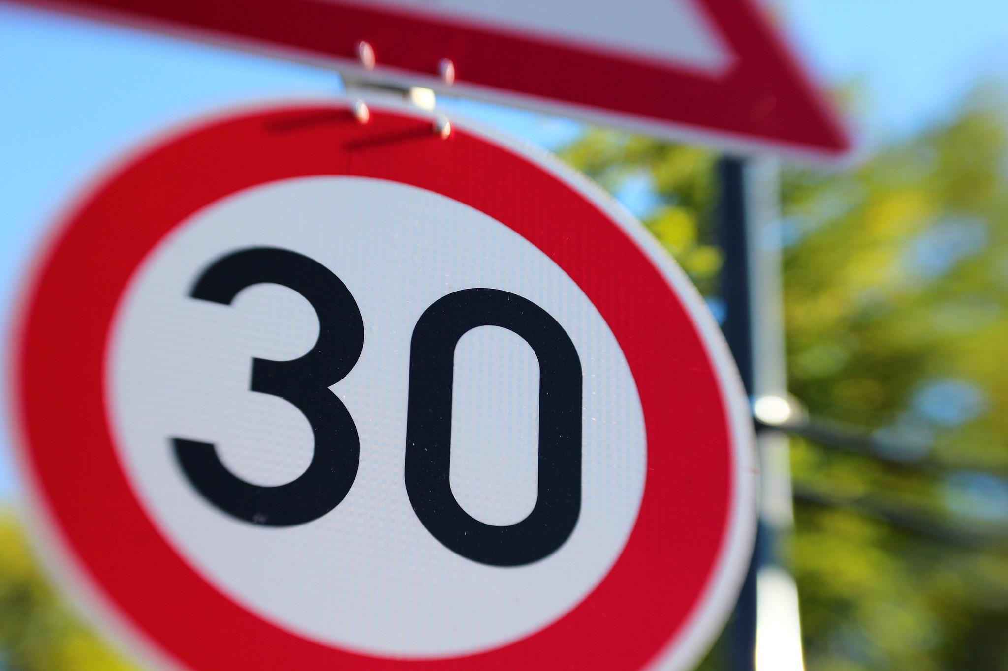 Tempo 30 in der Gärtnerstraße konsequent durchsetzen