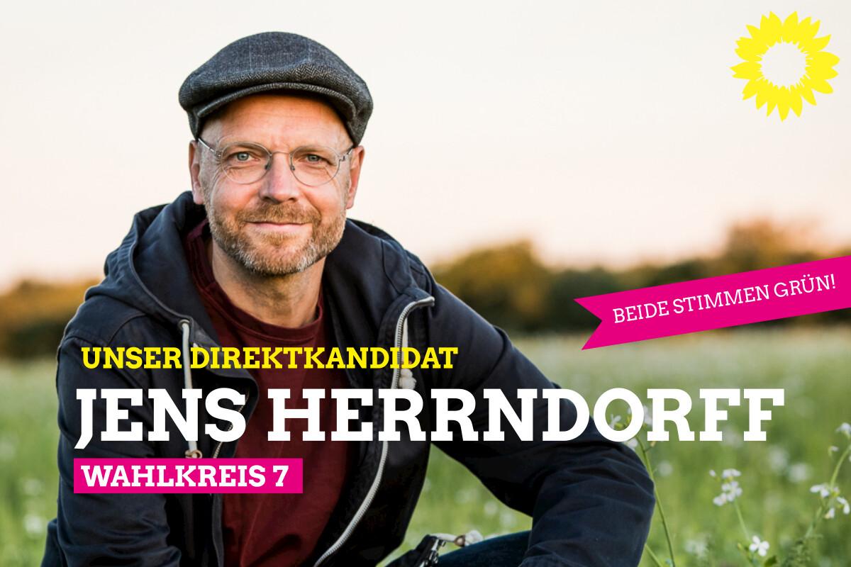 Jens Herrndorff für Euch vor Ort